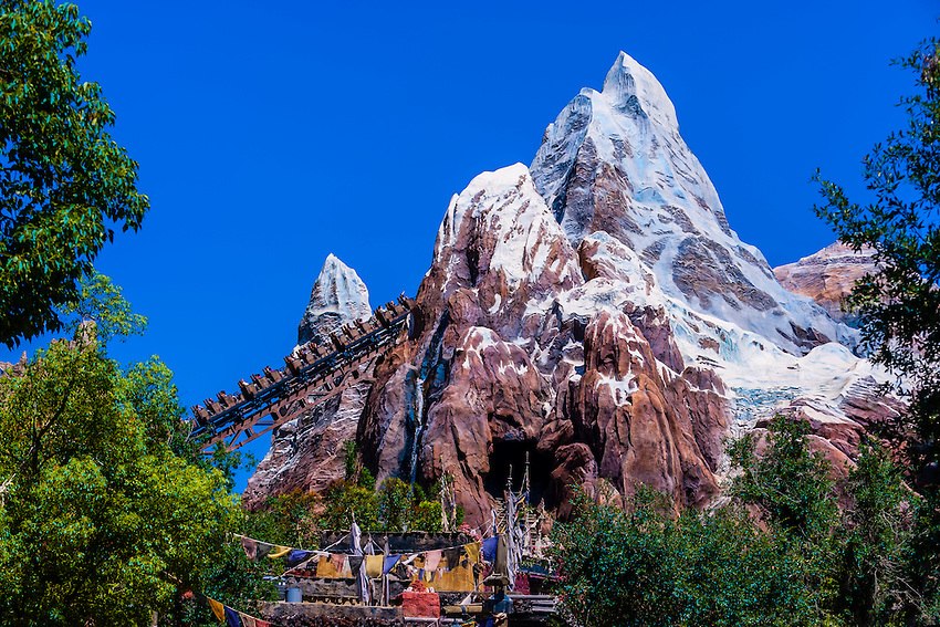 Expedition Everest Legind Of The Forbidden Mountain