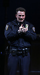 Chris Evans during the the Broadway Opening Night Performance curtain call for 'Lobby Hero' at The Hayes Theatre on March 26, 2018 in New York City.