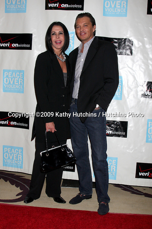 Maria Conchita Alonso.arriving at the Peace over Violence 38th Annual Humanitarian Awards.Beverly Hills Hotel.Beverly Hills,  CA.November 6, 2009.©2009 Kathy Hutchins / Hutchins Photo.