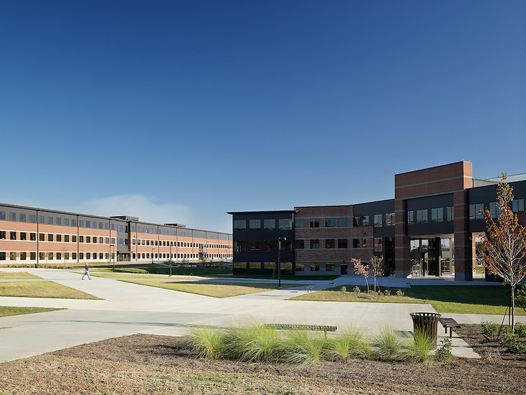 Human Resources Center of Excellence | Architect: HNTB