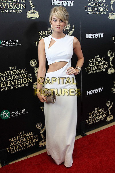 BEVERLY HILLS, CA - JUNE 22: Kim Matula attending The 41st Annual Daytime Emmy Awards held at The Beverly Hilton Hotel in Beverly Hills, California on June 22nd, 2014. <br /> CAP/MPI/RTNUPA<br /> &copy;RTNUPA/MPI/Capital Pictures