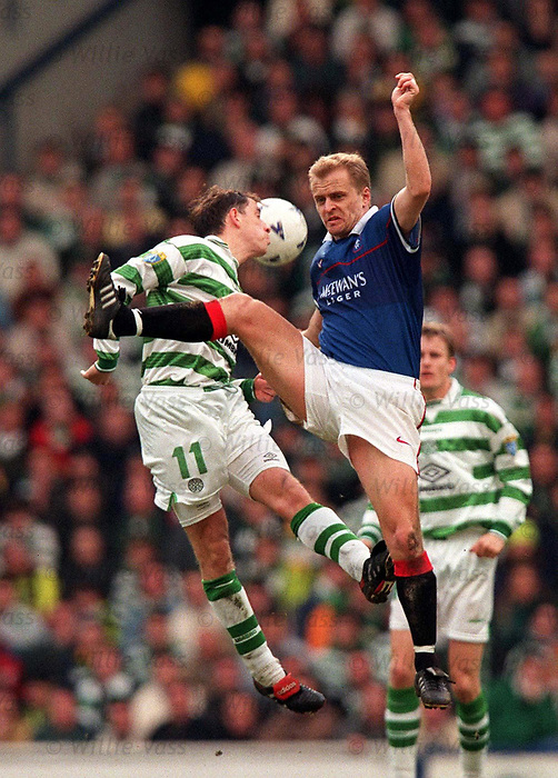Jonas Thern and Phil O'Donnell