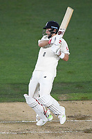 England captain Joe Root.<br /> New Zealand Blackcaps v England. 1st day/night test match. Eden Park, Auckland, New Zealand. Day 4, Sunday 25 March 2018. &copy; Copyright Photo: Andrew Cornaga / www.Photosport.nz