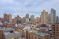 Roof View at 345 East 80th Street