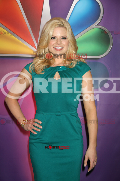 Megan Hilty at NBC's Upfront Presentation at Radio City Music Hall on May 14, 2012 in New York City. © RW/MediaPunch Inc.