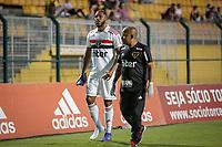 SÃO PAULO, SP 31.01.2019: SÃO PAULO-GUARANI - Jucilei. São Paulo e Guarani, em jogo válido pela quarta rodada do campeonato Paulista 2019, no Pacaembu, zona oeste da capital. (Foto: Ale Frata/Codigo19)