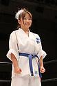 Yuzuki Aikawa, OCTOBER 8, 2010 - Pro Wrestling :..Tokyo Gurentai event NOSAWA at Korakuen Hall in Tokyo, Japan. (Photo by Yukio Hiraku/AFLO)