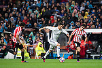 Cristiano Ronaldo of Real Madrid in action during their La Liga match between Real Madrid and Athletic Club at the Santiago Bernabeu Stadium on 23 October 2016 in Madrid, Spain. Photo by Diego Gonzalez Souto / Power Sport Images
