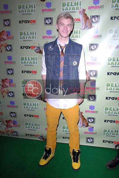 """Kenton Duty<br /> at the """"Delhi Safari"""" North American Premiere, Pacific Theaters, Los Angeles, CA 12-03-12<br /> David Edwards/DailyCeleb.com 818-249-4998"""