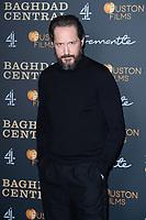 "Bertie Carvel<br /> arriving for the ""Baghdad Central"" screening at the BFI South Bank, London.<br /> <br /> ©Ash Knotek  D3548 16/01/2020"