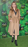 Natalie Dormer at the OVO by Cirque du Soleil press night, Royal Albert Hall, Kensington Gore, London, England, UK, on Wednesday 10 January 2018.<br /> CAP/CAN<br /> &copy;CAN/Capital Pictures