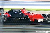 Formula 1 race - US Grand Prix in Austin at COTA