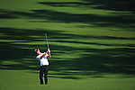 AUGUSTA, GA: APRIL 11 - Chris Kirk during the second round of the 2014 Masters held in Augusta, GA at Augusta National Golf Club on Friday, April 11, 2014. (Photo by Donald Miralle)