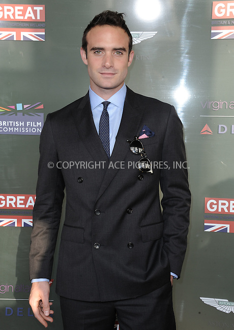 WWW.ACEPIXS.COM<br /> <br /> February 20 2015, LA<br /> <br /> Joshua Sasse arriving at the GREAT British film reception honoring the British nominees of the 87th Annual Academy Awards at The London West Hollywood on February 20, 2015 in West Hollywood, California<br /> <br /> <br /> By Line: Peter West/ACE Pictures<br /> <br /> <br /> ACE Pictures, Inc.<br /> tel: 646 769 0430<br /> Email: info@acepixs.com<br /> www.acepixs.com