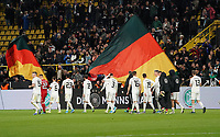 Deutsche Mannschaft bedankt sich bei den Fans - 09.10.2019: Deutschland vs. Argentinien, Signal Iduna Park, Freunschaftsspiel<br /> DISCLAIMER: DFB regulations prohibit any use of photographs as image sequences and/or quasi-video.
