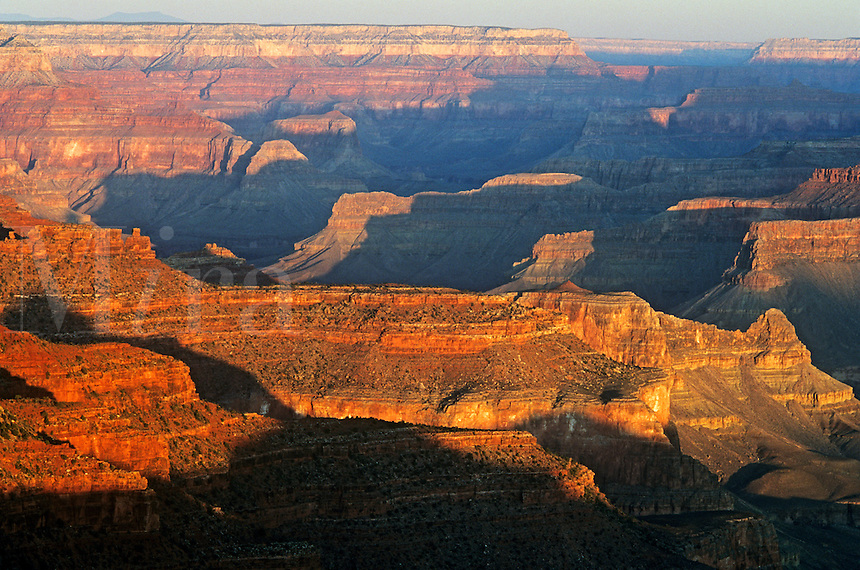 South rim Grand Canyon National Park Arizona