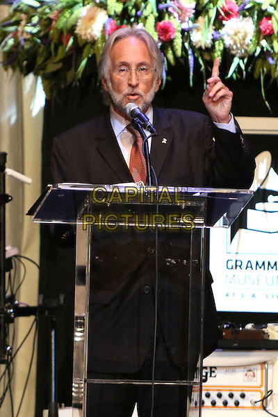 16 July 2014 - Los Angeles, California - Neil Portnow. The GRAMMY Museum's Jane Ortner Education Award Luncheon held at Club Nokia LA Live. <br /> CAP/ADM/BP<br /> &copy;Byron Purvis/AdMedia/Capital Pictures