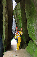 Asia-CHINA-Yunnan-Chilin-Stone-forest