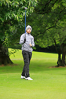 Alan Kiernan (Forrest Little) on the 3rd tee during round 1 of The Mullingar Scratch Cup in Mullingar Golf Club on Sunday 3rd August 2014.<br /> Picture:  Thos Caffrey / www.golffile.ie