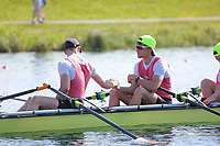 Race: 26  Event: Challenge 4x-  Heat B<br /> <br /> Wallingford Regatta 2018<br /> <br /> To purchase this photo, or to see pricing information for Prints and Downloads, click the blue 'Add to Cart' button at the top-right of the page.