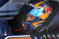 Apr 19, 2007; Avondale, AZ, USA; Nascar Nextel Cup Series driver Brian Vickers (83) during qualifying for the Subway Fresh Fit 500 at Phoenix International Raceway. Mandatory Credit: Mark J. Rebilas