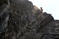 rumney rocks.new hampshire