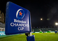 A general view of The Recreation Ground, home of Bath Rugby<br /> <br /> Photographer Bob Bradford/CameraSport<br /> <br /> European Rugby Heineken Champions Cup Group C - Bath Rugby v Harlequins - Friday 10th January 2020 - The Recreation Ground - Bath<br /> <br /> World Copyright © 2019 CameraSport. All rights reserved. 43 Linden Ave. Countesthorpe. Leicester. England. LE8 5PG - Tel: +44 (0) 116 277 4147 - admin@camerasport.com - www.camerasport.com