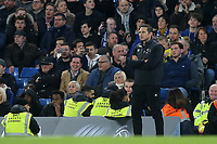 Derby County Manager, Frank Lampard during Chelsea vs Derby County, Caraboa Cup Football at Stamford Bridge on 31st October 2018