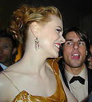 Tom Cruise and Nicole Kidman <br />