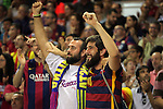 League ACB-ENDESA 2015/2016. <br /> Play-Off Final - Game 2.<br /> FC Barcelona Lassa vs Real Madrid: 70-90.