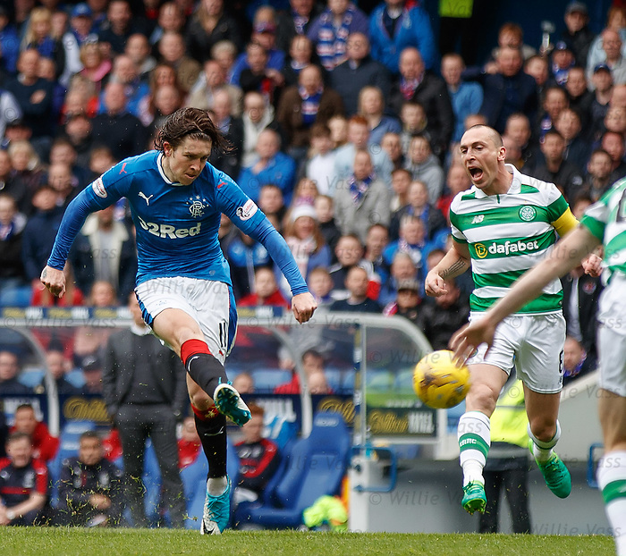 Josh Windass shoots