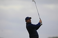 Rory McIlroy (NIR) on the 15th during Round 4 of the Alfred Dunhill Links Championship 2019 at St. Andrews Golf CLub, Fife, Scotland. 29/09/2019.<br /> Picture Thos Caffrey / Golffile.ie<br /> <br /> All photo usage must carry mandatory copyright credit (© Golffile | Thos Caffrey)