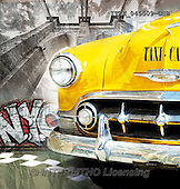 Isabella, MODERN, MODERNO, paintings+++++,ITKE045509-GSB,#n# vintage car ,everyday