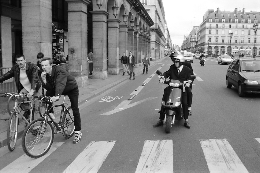 Rue de Rivoli, Paris, France