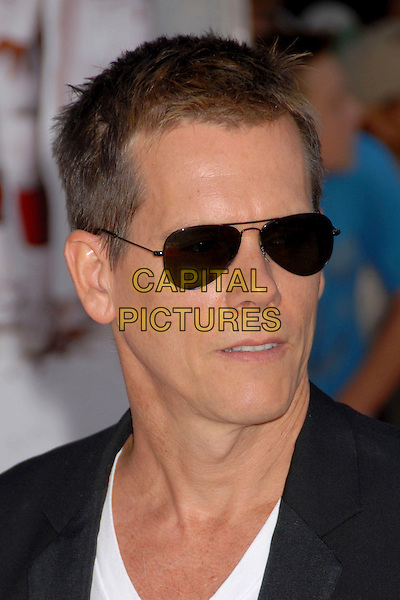 """KEVIN BACON.""""The Game Plan"""" World Premiere at the El Capitan Theater, Hollywood, California, USA..September 23rd, 2007.headshot portrait sunglasses shades .CAP/ADM/BP.©Byron Purvis/AdMedia/Capital Pictures."""