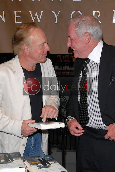 James Caan and Jerry Weintraub<br />
