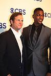 Bill Paxton & Justin Cornwell -  Training Day - CBS Upfront 2016 - Oak Room, New York City, New York.  (Photo by Sue Coflin/Max Photos)