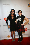 Mob Wives Carla Facciolo and Designer Stacy Igel-Arrivals-Boy Meets Girl By Stacy Igel At New York Fashion Week Style360, NY   2/13/13