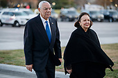 Former Secretary of State Colin Powell arrives at the US Capitol prior to the service for former President George H. W. Bush in Washington, DC, USA, 03 December 2018. Bush will lie in state in the Capitol Rotunda before his state funeral at the Washington National Cathedral 05 December. George H.W. Bush, the 41st President of the United States (1989-1993), died at the age of 94 on 30 November 2018 at his home in Texas.