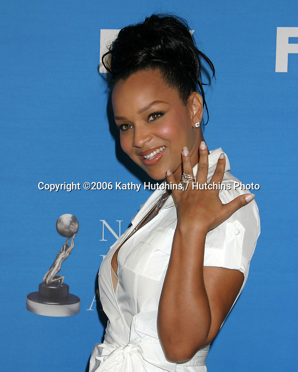 Lisa Raye.NAACP Image Award Nominees Luncheon.Beverly Hilton Hotel.Beverly Hills, CA.February 11, 2006.©2006 Kathy Hutchins / Hutchins Photo....