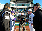 LSU defeats Tulane baseball, 7-5, in a game played at Greer Field-Turchin Stadium.