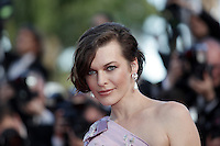 Milla Jovovich - 65th Cannes Film Festival