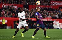 2019.01.23 La Copa Sevilla FC VS FC Barcelona