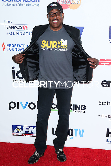 HOLLYWOOD, LOS ANGELES, CA, USA - SEPTEMBER 05: Charlie Wilson arrives at the 4th Biennial Stand Up To Cancer held at Dolby Theatre on September 5, 2014 in Hollywood, Los Angeles, California, United States. (Photo by Xavier Collin/Celebrity Monitor)