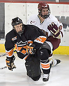 Kyle Hagel, Brett Motherwell - Boston College defeated Princeton University 5-1 on Saturday, December 31, 2005 at Magness Arena in Denver, Colorado to win the Denver Cup.  It was the first meeting between the two teams since the Hockey East conference began play.