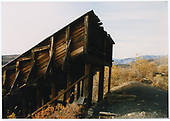 Top of RGS coal chute at Ute Junction.<br /> RGS  Ute Junction, CO