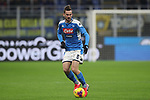 Fabian Ruiz of Napoli during the Coppa Italia match at Giuseppe Meazza, Milan. Picture date: 12th February 2020. Picture credit should read: Jonathan Moscrop/Sportimage