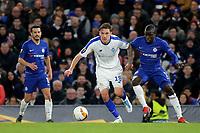 Denys Garmash of Dynamo Kiev in action during Chelsea vs Dynamo Kiev, UEFA Europa League Football at Stamford Bridge on 7th March 2019