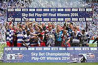 Derby County v QPR 24-May-2014