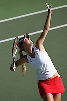 STANFORD, CA - OCTOBER 28:  Logan Hansen during picture day on October 28, 2008 at the Taube Family Tennis Stadium in Stanford, California.